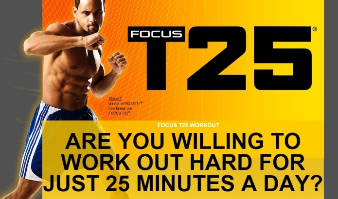 Image of Focus T25 Homepage