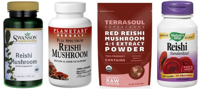 best ganoderma supplements