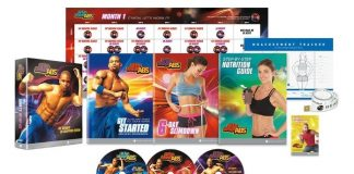Hip Hop abs package