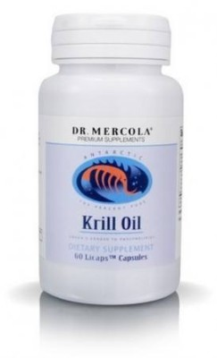 Dr Mercolas pure Krill Oil