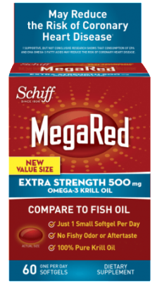 MegaRed By Schiff