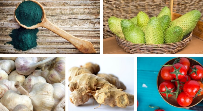 superfoods to boost immune system