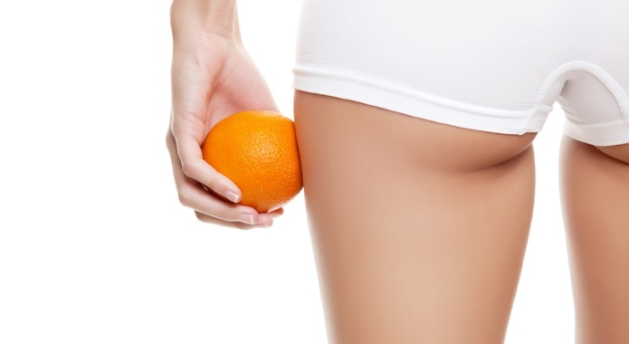 skin without cellulite