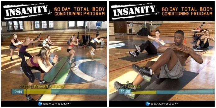videos from insanity