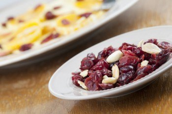 Dried Almonds Cranberries
