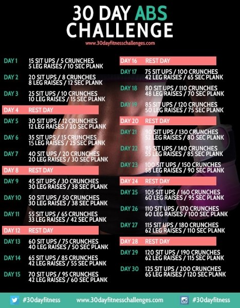 plan from 30DayFitnessChallenges