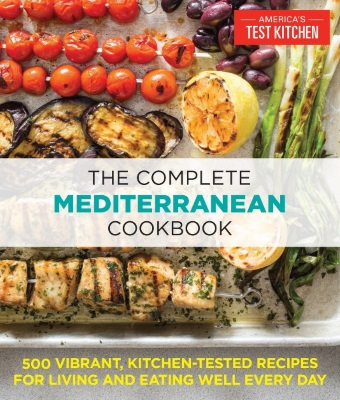mediterranean cookbook #1