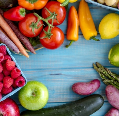 fruits-and-veggies-for-GM-diet mobile