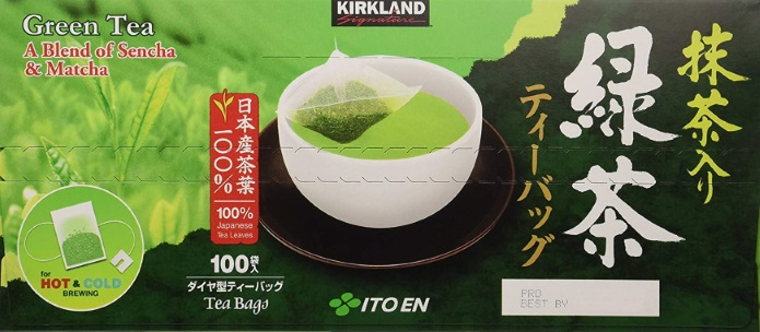 KIRKLND ITO EN MATCHA BLEND JAPANESE GREEN TEA