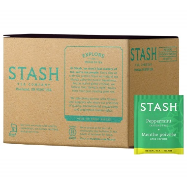 stash mint tea