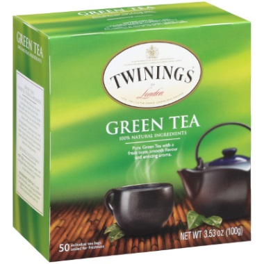 twinnings green tea