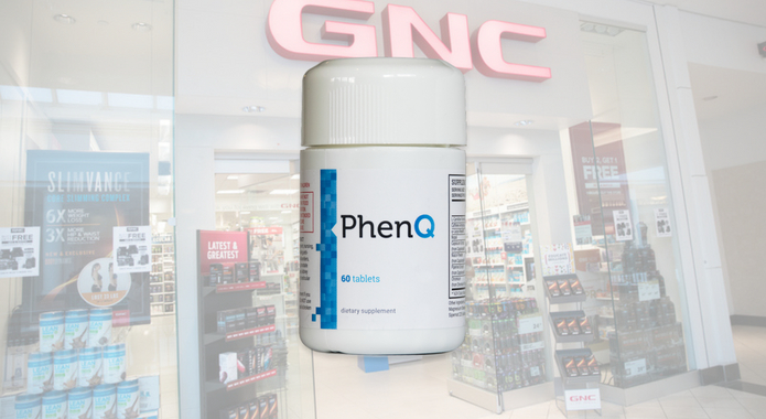 phenq and gnc