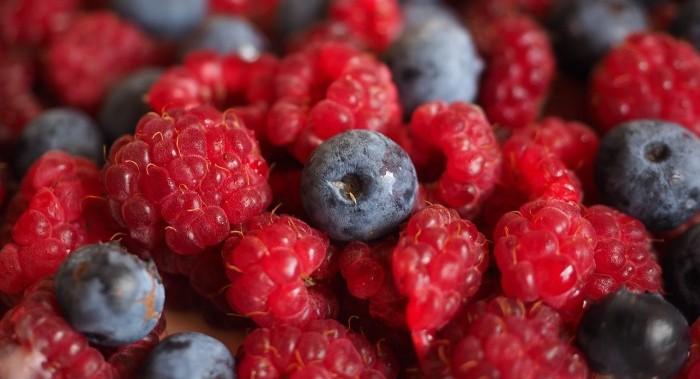 lot of berries