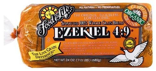 Ezekiel bread Food for Life