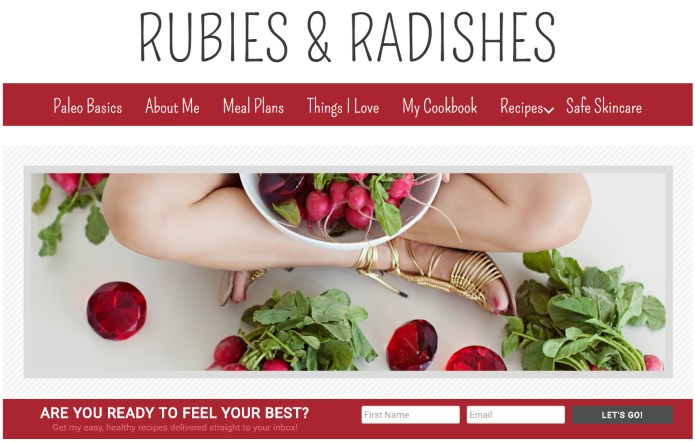 rubiesandradishes