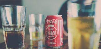 coke and sweet soda