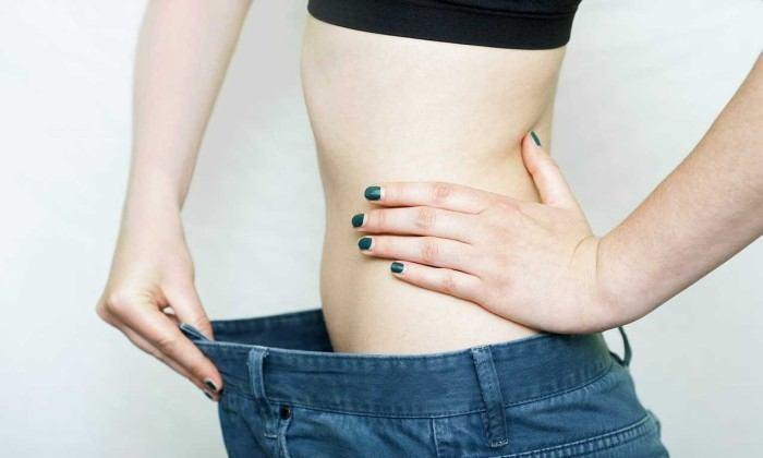 diet belly change