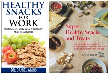 Best Snack CookBook Covers
