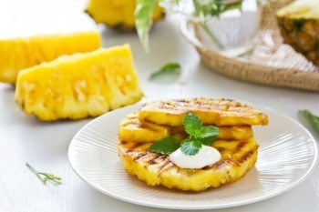 Grilled Pineapple Is Awesome Sweet Snack