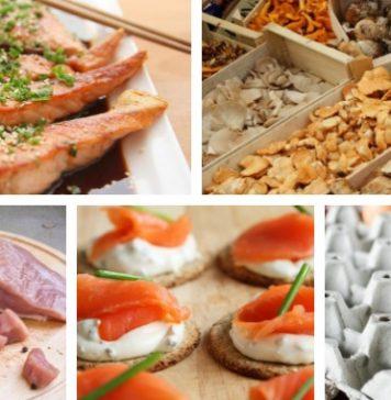 high vitamin D foods