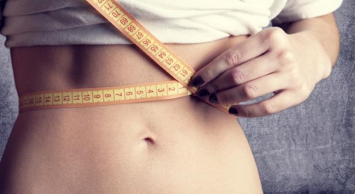 sexy female stomach