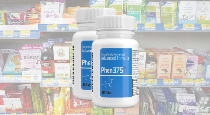 Phen375 in stores