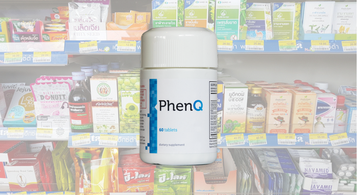PhenQ in stores