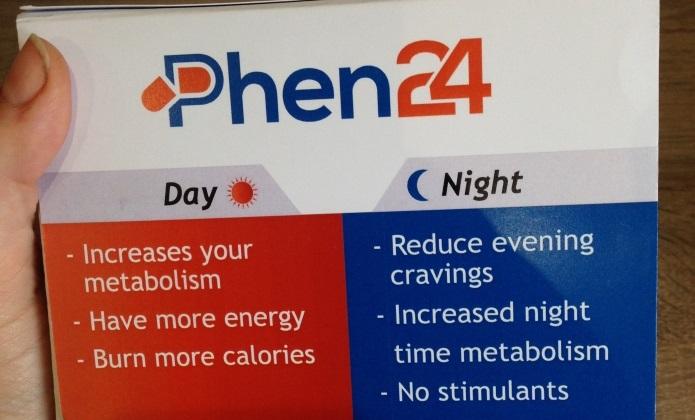 phen24 paper box