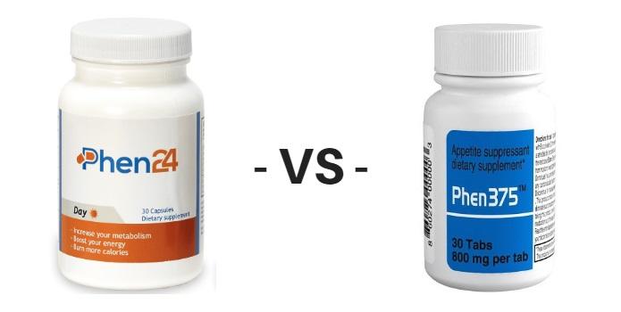Phen24 vs Phen375