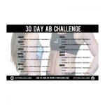 Schedule AbChallenge mini