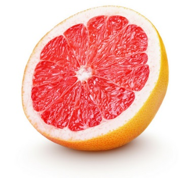 Grapefruit for military diet