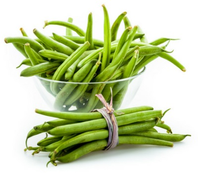 cup of green beans for military diet