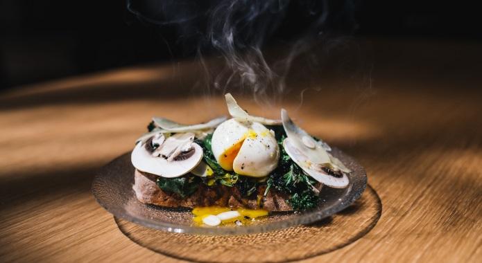 egg florentine