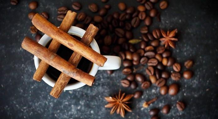 hot cinnamon drink