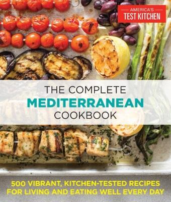 mediterranean cookbook #1