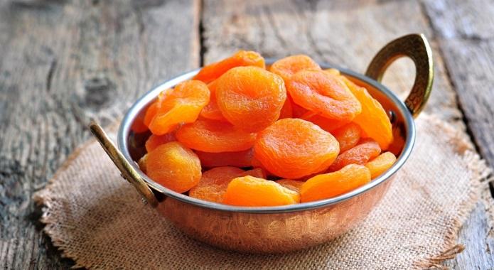 dried apricots desktop