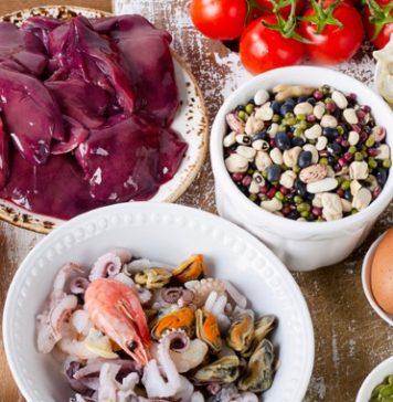 foods high on iron desktop
