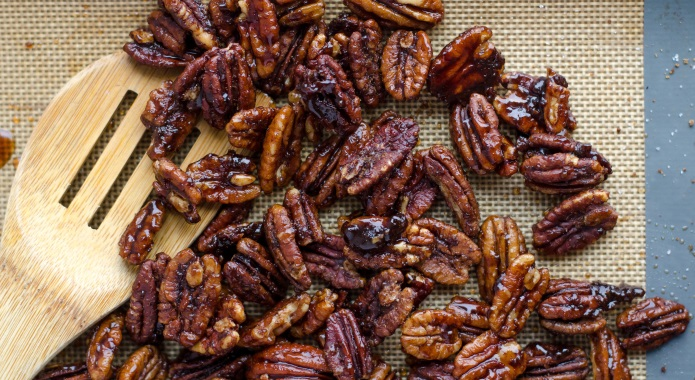pecan nuts desktop