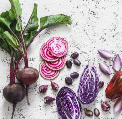 red vegetables mobile
