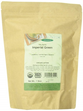 davidson's tea bulk green tea