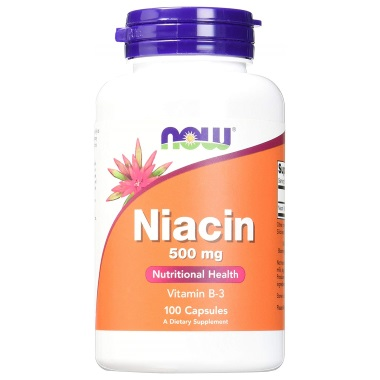 niacin by now foods