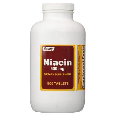 niacin by rugby