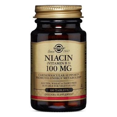 niacin by solgar