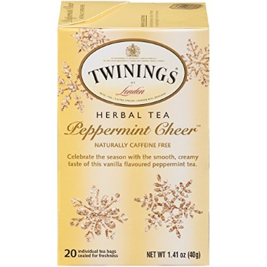twinings herbal mint
