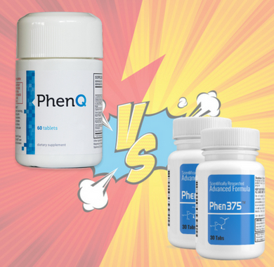 PhenQ vs Phen375 mobile